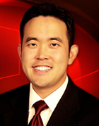 Meteorologist Andrew Chung
